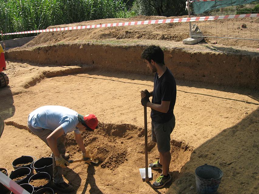 Campanha arqueológica 2018